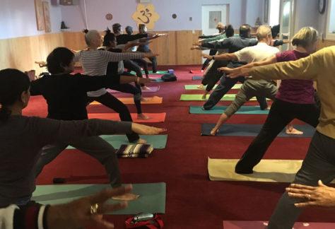 New York Yoga Classes Yogashakti Mission