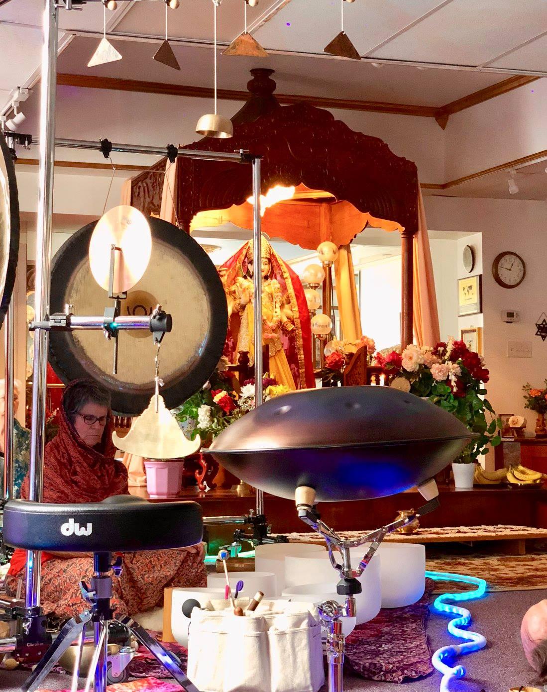 Gong Meditation | Yogashakti Mission